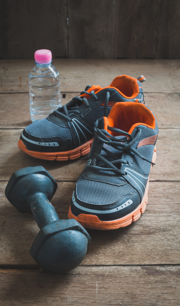 How to Find the Right Shoes for Weightlifting - The Gym Las Vegas