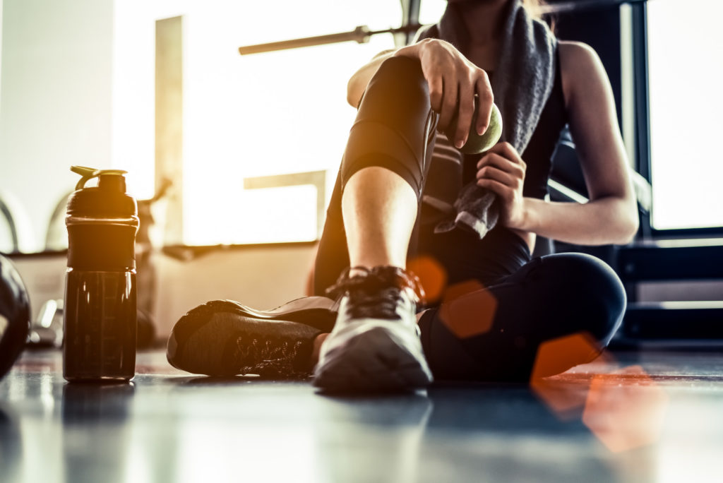 Easing Back into the Routine: How to Get Back into Shape After an Injury - The Gym Las Vegas