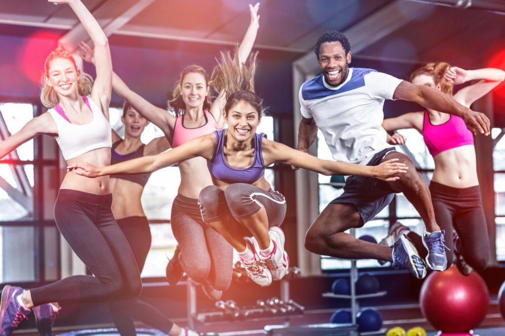 5 Ways You Benefit from a Group Mentality in Las Vegas Fitness Classes - The Gym Las Vegas