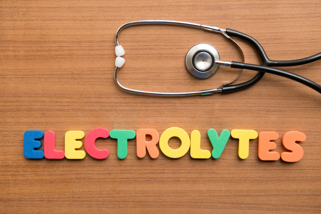 4 Reasons Why and How to Get Electrolytes While You Work Out - The Gym Las Vegas