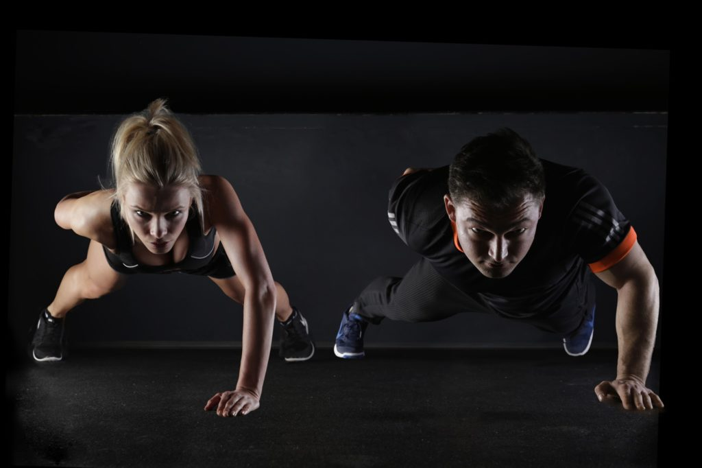5 Push Up Variations to Incorporate into Your Strength Training - The Gym Las Vegas