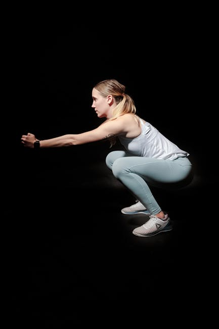 50 Reasons to Do 50 Air Squats a Day - The Gym Las Vegas