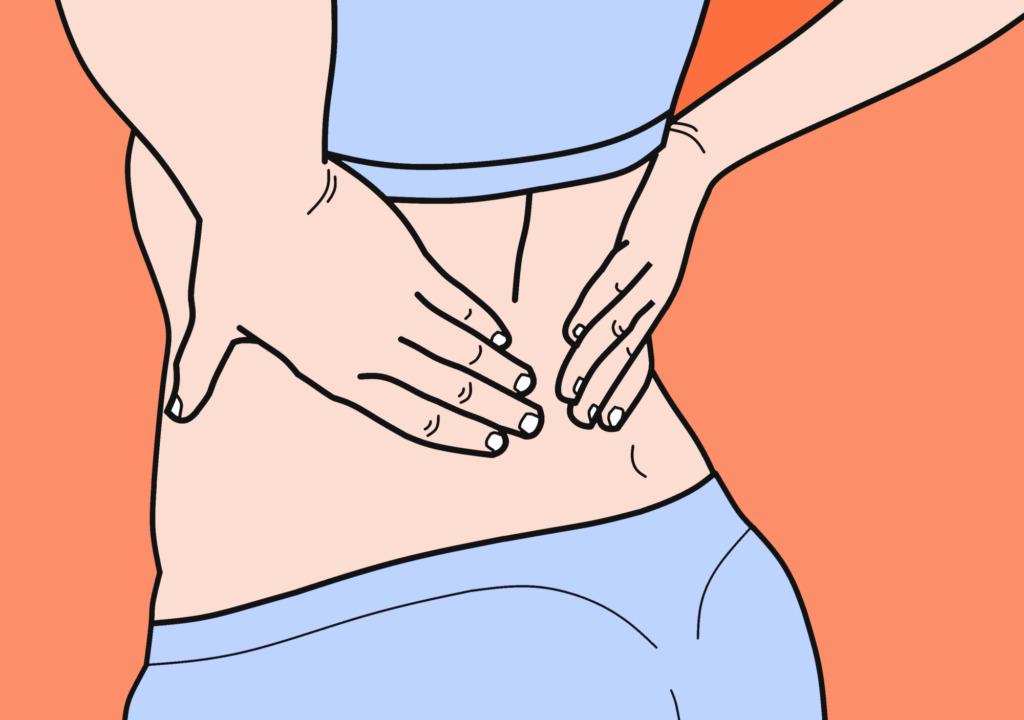 5 Back Pain Exercises that Will Change Your Life - The Gym Las Vegas