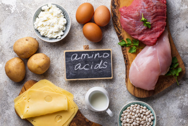 What Are Branch Chain Amino Acids and Why Do They Matter? - The Gym Las Vegas